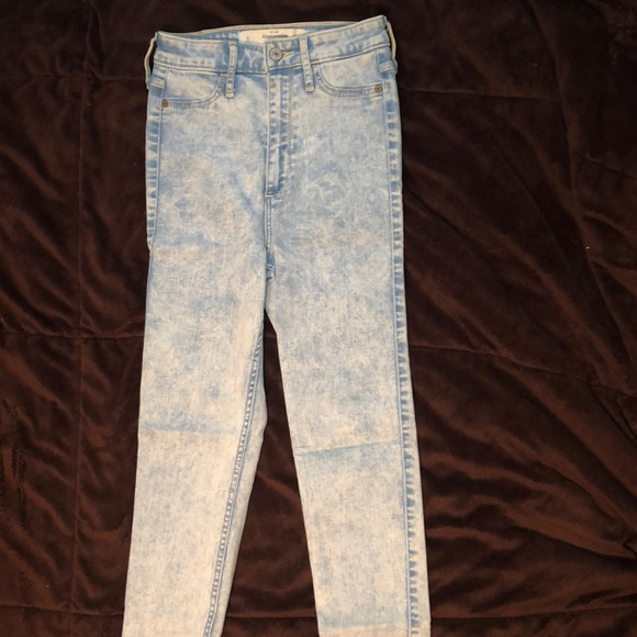 Abercrombie & Fitch Denim - Vintage Abercrombie & Fitch skinny jeans